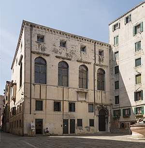 Spanish Synagogue (Venice)