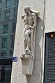 Sculpture by Josef Franz Riedl, Maria-Theresien-Straße 11, Alsergrund (01).jpg