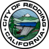 Official seal of Redding, California
