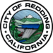 Seal of Redding, California.png