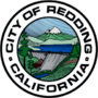 Sello de Redding (California)