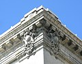 Seattle - Queen Anne High - cornice 01.jpg