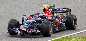 Sebastian Vettel testing for Scuderia Toro Ros...