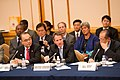 Secretary Geithner at the Global Agriculture and Food Security Program Meeting (8079678415).jpg