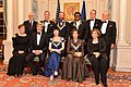 Secretary Kerry, Mrs. Heinz Kerry Pose for a Photo With 2014 Kennedy Center Honorees.jpg