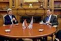 Secretary Kerry Meets With King Felipe VI of Spain in Madrid (22115708229).jpg