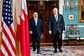 Secretary Pompeo Meets With Bahraini Crown Prince Salman bin Hamad Al-Khalifa (48750573968).jpg