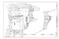 Section - Montezuma Castle, Off I-17, Camp Verde, Yavapai County, AZ HABS ARIZ,13-CAMV.V,1- (sheet 13 of 20).png
