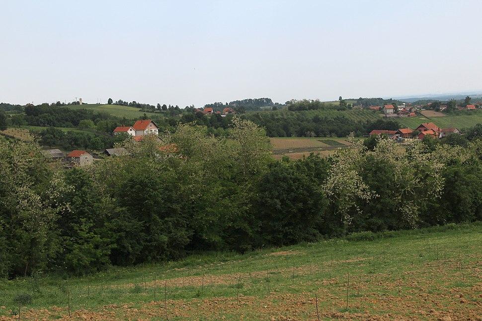 Selo Joševa - opština Valjevo - zapadna Srbija - Panorama 12