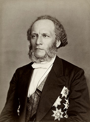 Петр Петрович Семёнов (с 1906 г.- Семёнов-Тян-Шанский).