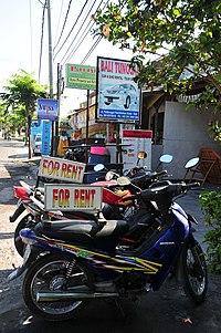 Bali Rental Car Cheap