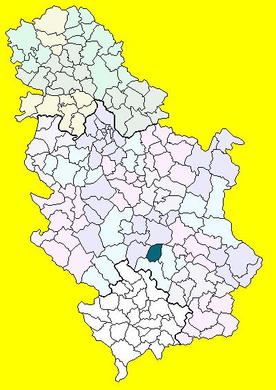 Serbia Blace