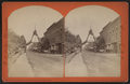 Seventh annual parade, Hornellsville Fire Department. Canisteo Street, Protectives Headquarters, by W. L. Sutton.png