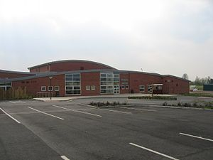 Highley - Image: Severn Centre, Highley