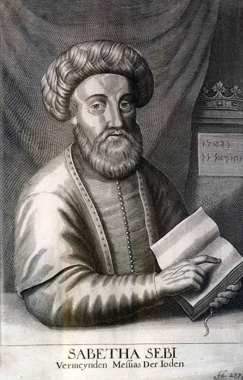 Шабтай Цви, 1669