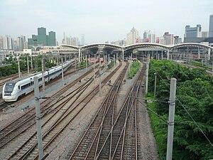Shanghai Railway Station - Shanghai Railway Station