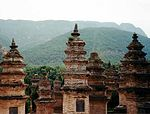 Shaolin Pagoda Forest, Henan, China - June 2001.jpg