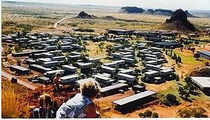 Shay Gap, Western Australia - Shay Gap in 1975