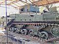 "Sherman Crab ""Flail Tank"". (31453821320).jpg"