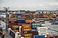 Shipping containers at West Harbour in Jätkäsaari, Helsinki, Finland, 2008 October - 3.jpg