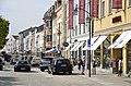 Shops at the city centre of Deggendorf.JPG