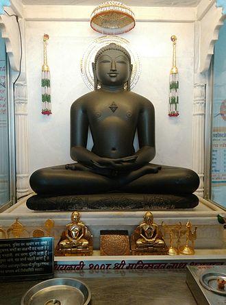 Munisuvrata - Image: Shri 1008 muni svratnath bhagwan