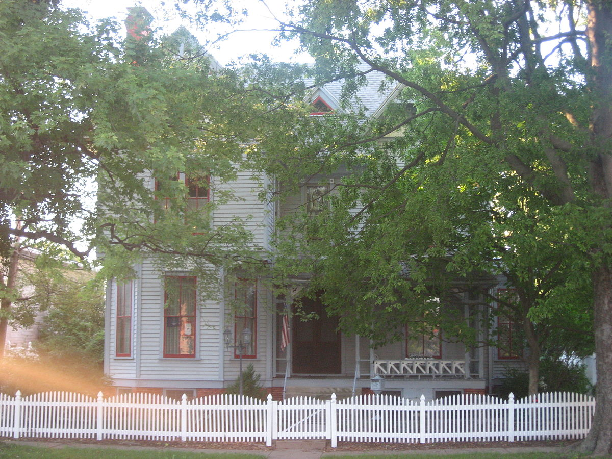Shriver House - Wikipedia