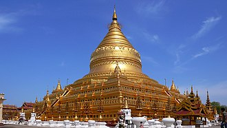 Shwezigon Pagoda - Shwezigon Pagoda
