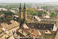 Sibiu - looking toward Orthodox cathedral.jpg