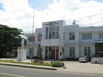 Sibulan - Image: Sibulan municipal hall