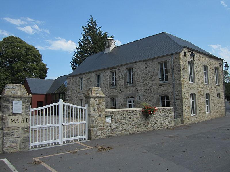 Mairie de Sideville, Manche