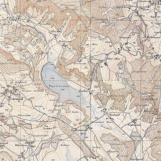 Topographic Atlas of Switzerland