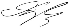 Dzhokhar Dudayev - Image: Signature of Dzhokhar Dudayev