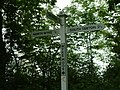 Signpost at Wyke Moor Cross, Devon - geograph.org.uk - 448410.jpg