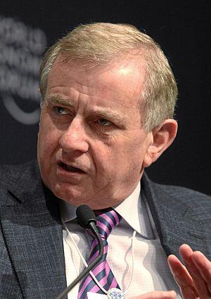 Simon Crean - Crean at the World Economic Forum in January 2010.