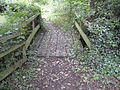 Simple wooden footbridge - geograph.org.uk - 876922.jpg
