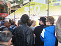Simpsons 500th Episode Marathon - the fans waiting to enter (6804835150).jpg