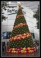 Singapore Raffles City Christmas Tree-1 (6593049603).jpg