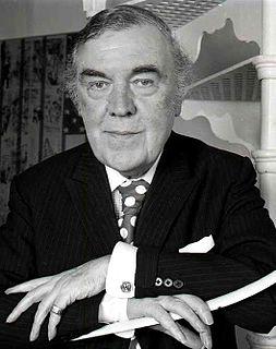 Norman Hartnell British fashion designer