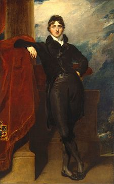 Sir Thomas Lawrence - Lord Granville Leveson-Gower, later 1st Earl Granville - Google Art Project.jpg