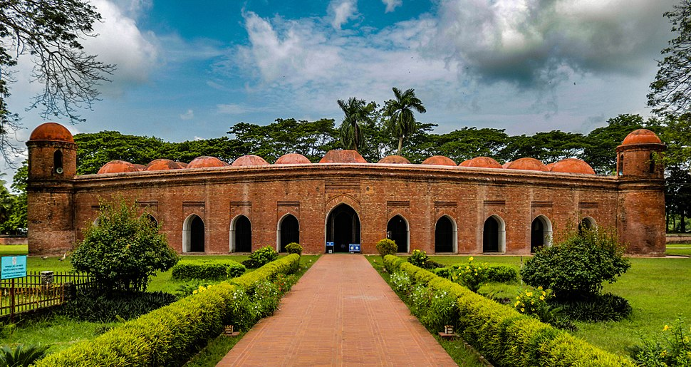 Sixty Dome Mosque,Bagerhat