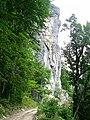 Skalni stena nad cestou Zelengora-Kalinovik.jpg