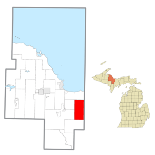 Skandia Township, Michigan Civil township in Michigan, United States