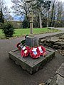 Skegby War Memorial, Near entrance to St Andrews Church, Mansfield Road, Skegby (3).jpg