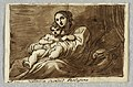 Sketchbook Folio, Madonna and Child, Study after Lodovico Carracci, 1815 (CH 18123883).jpg