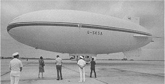 Airship Industries - Skyship 500 G-SKSA