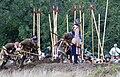 Slag om Grolle 2008-2 - Piekeniers in een nieuw gegraven approche.jpg