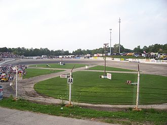 Slinger Speedway - Image: Slinger Super Speedway