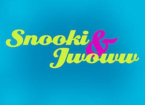 Snooki & Jwoww - Image: Snooki&J Woww Logo