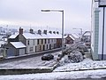 Snowy Christmas on Cross Lane, Dromore - geograph.org.uk - 1632516.jpg